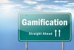 "Highway Signpost ""Gamification"""